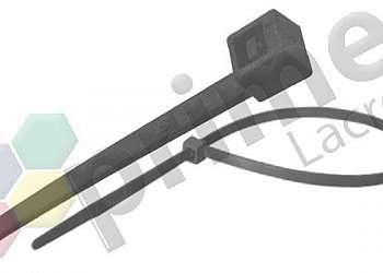 Abraçadeira plástica cabo multiplexado